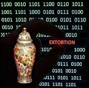 extortion pix